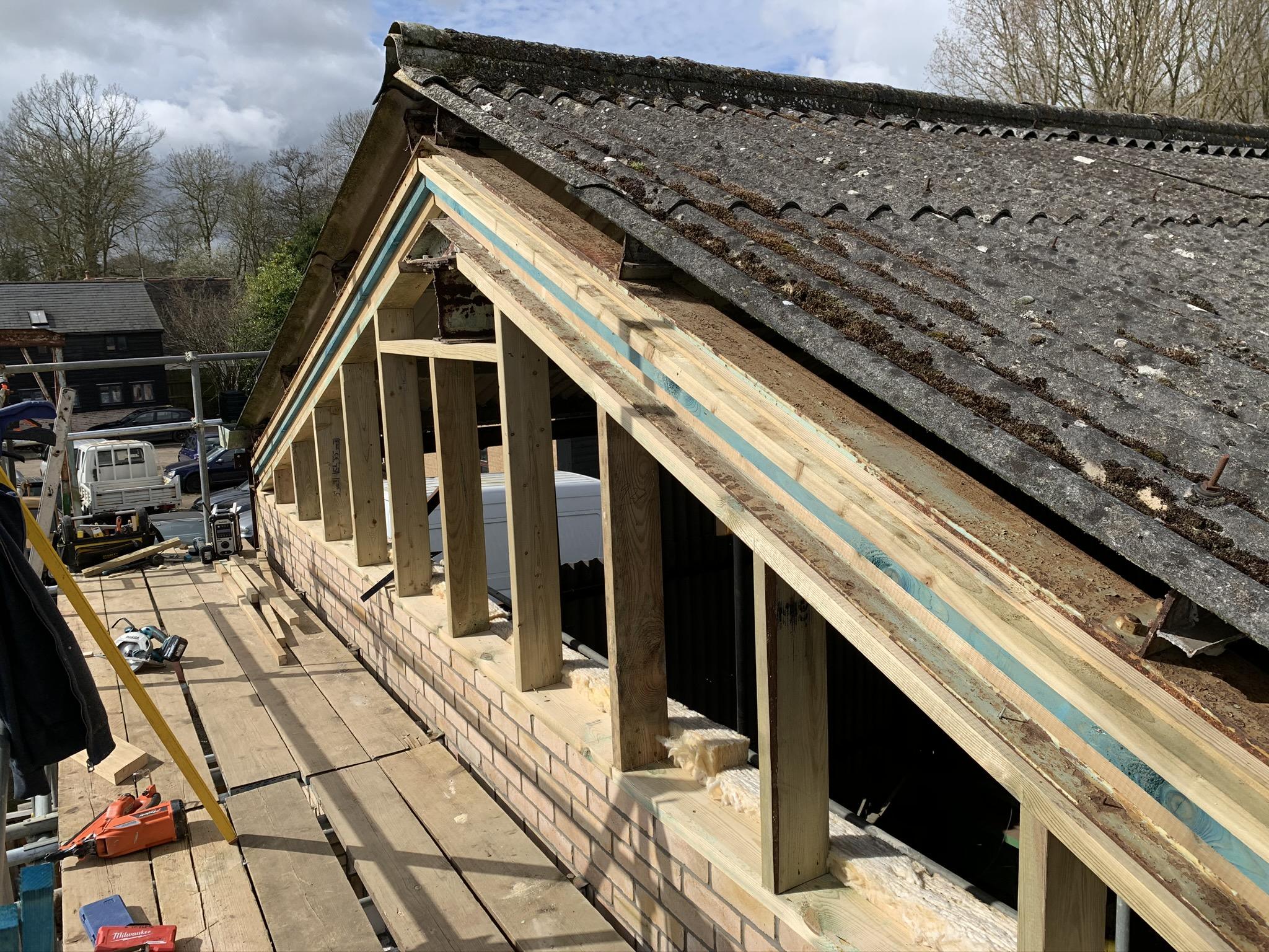 Tostock Barn Development