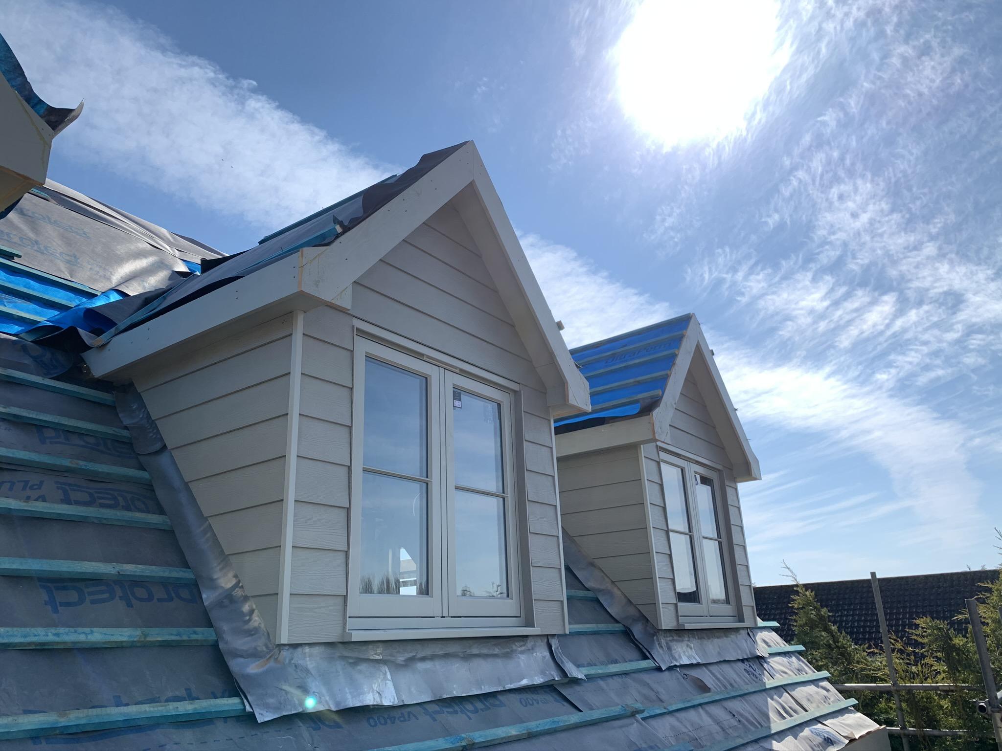Detached new build in Beyton, Suffolk