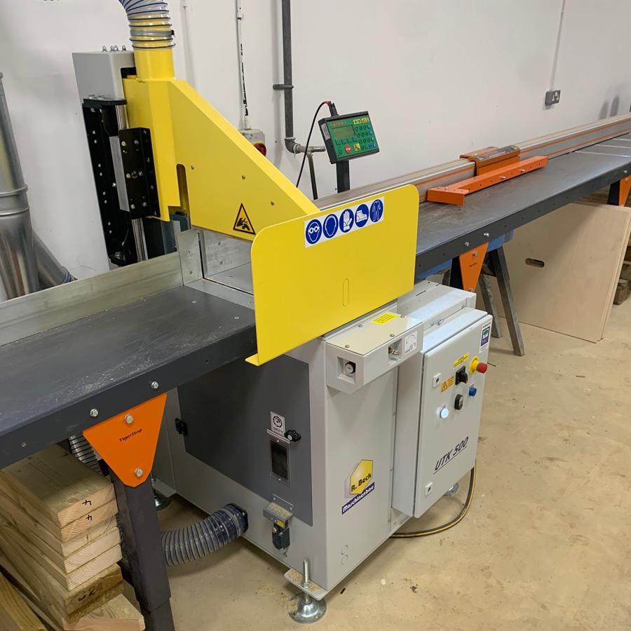 Digital saw system